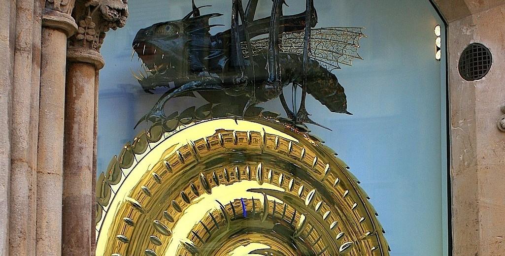 Corpus clock Cambridge