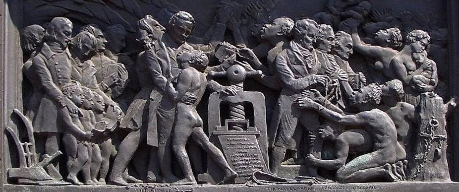 Gutenberg memiral relief